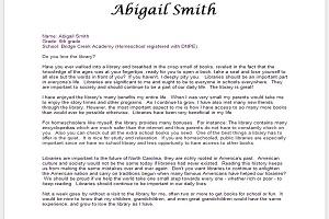 Abigail Smith
