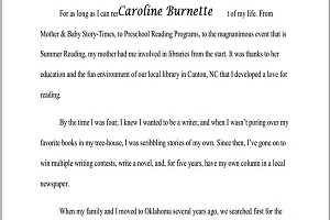 Caroline Burnette