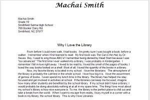Machai Smith